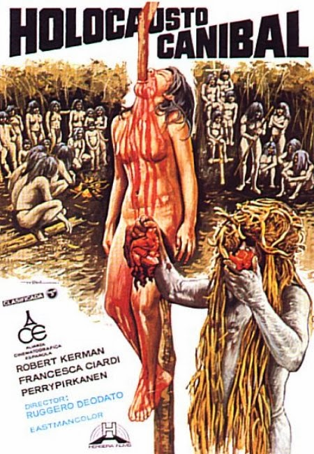 Holocausto Canibal (1980)