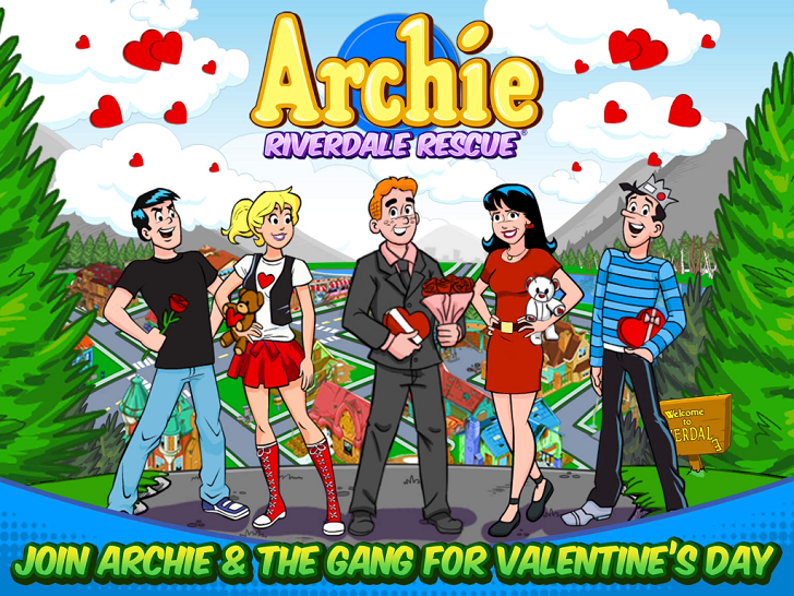 Archie Riverdale Rescue Main Game App