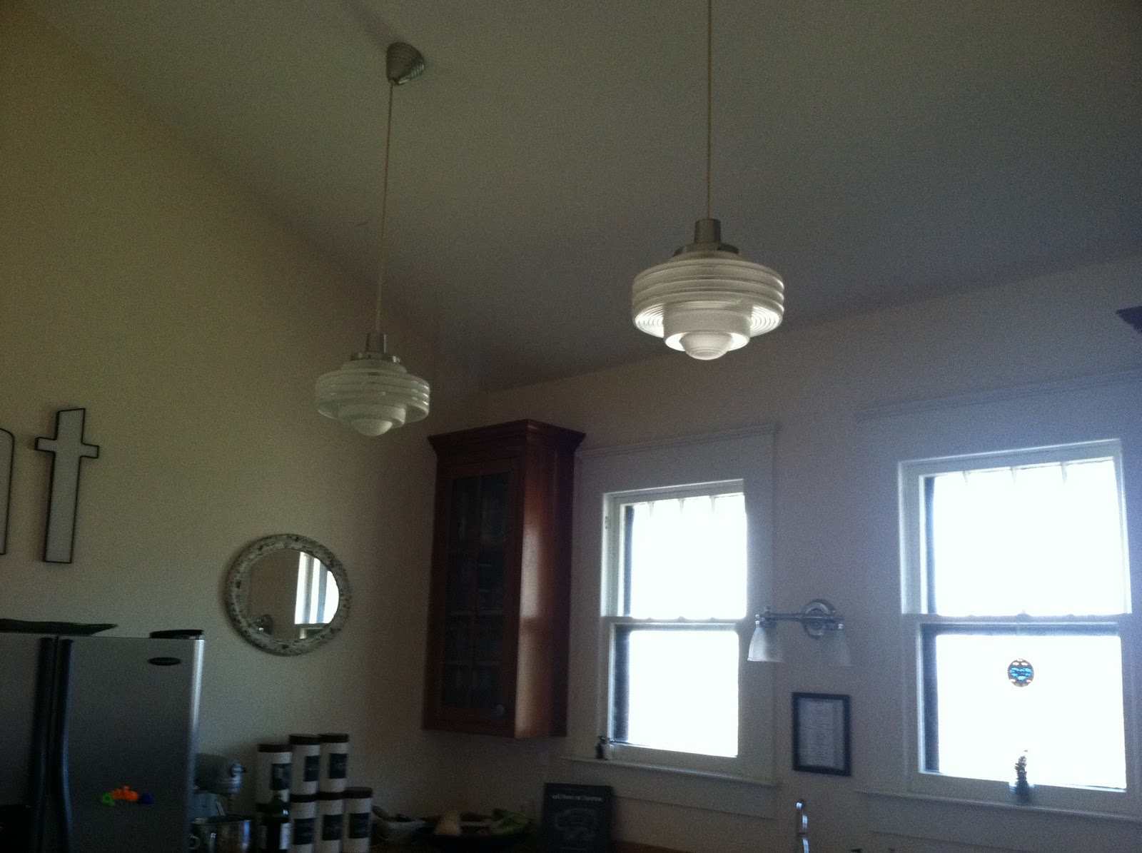 Mayer Lighting Showroom My Green Home Giveaway Update