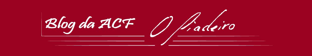 Blog ACF O Fiadeiro