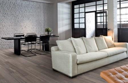 Houtlook vloer tegelvloer die er uitziet als een houten vloer wonen 2017 - Kiezen tegelvloer ...