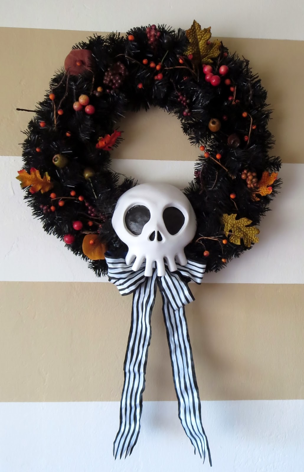 diy nightmare before christmas halloween props - Halloween Christmas Decorations