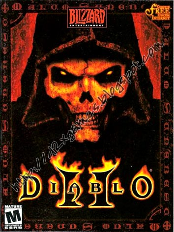 Free Download Games - Diablo 2