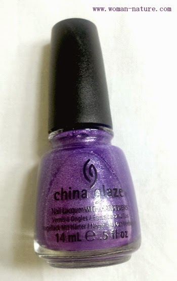 China Glaze Grape Juice