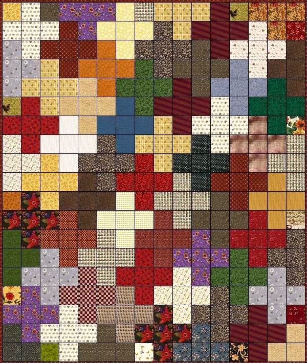 Quilt Patterns On Graph Paper : The Quilt Yarn: The Graph Paper Quilt Along