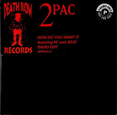 2Pac – How Do U Want It (Promo CDS) (1996) (320 kbps)