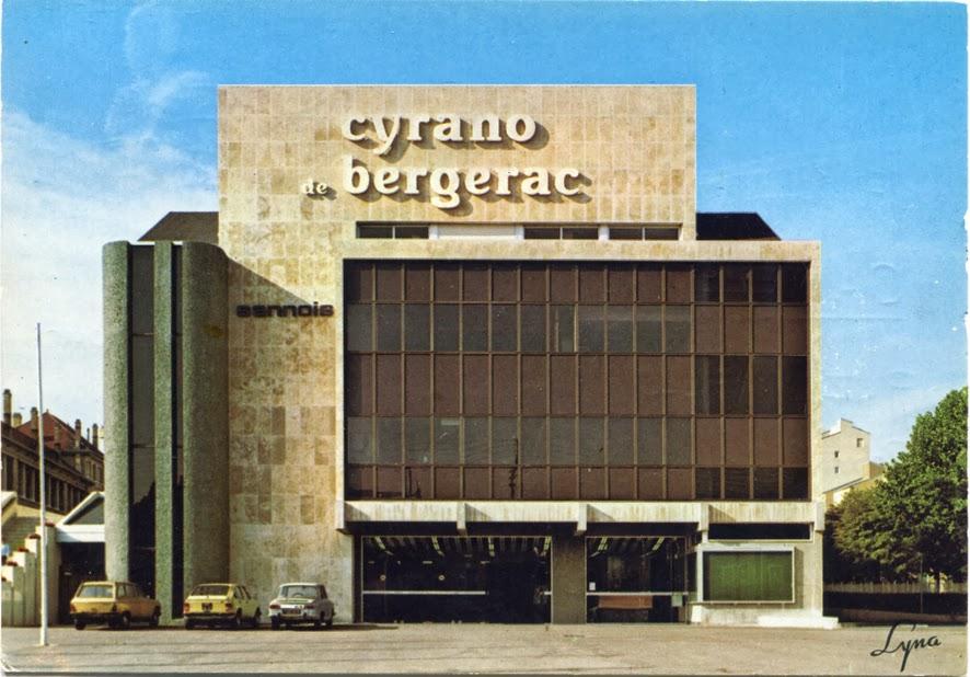Architectures de cartes postales 2 sannois comme au village for Architecte bergerac