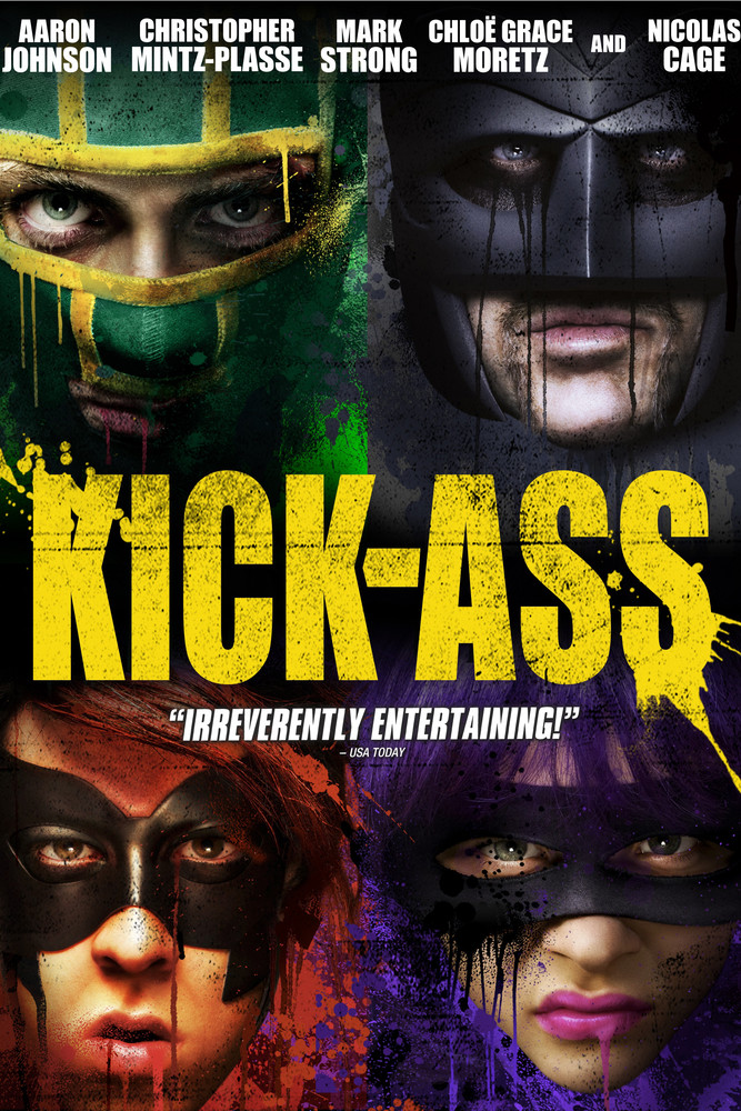 Kick-Ass (2010) เกรียนโคตรมหาประลัย
