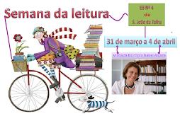 Semana da Leitura 2014