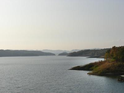 Huai Prue Reservoir