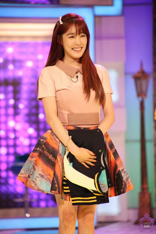 Soshi95 Tiffany Star King Fashion Show Official Pictures 060116