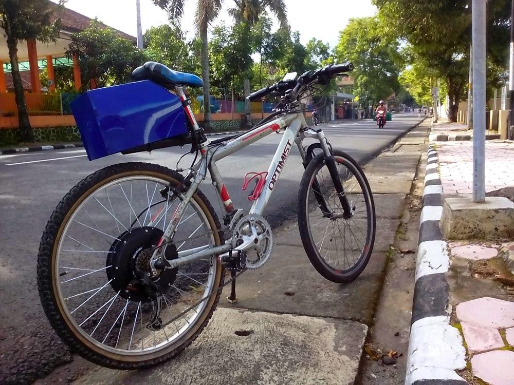 sepeda listrik 1000W