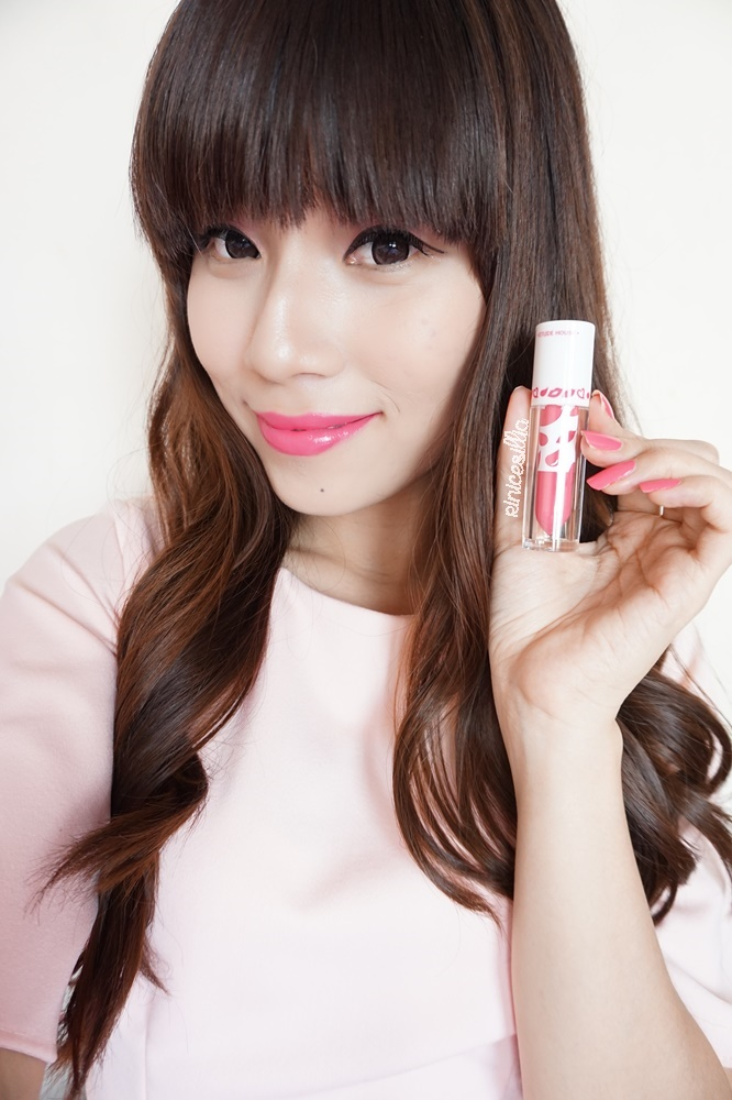 Etude House Color in Liquid Lips PK006