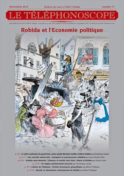 n°17 - Robida et l'Economie politique