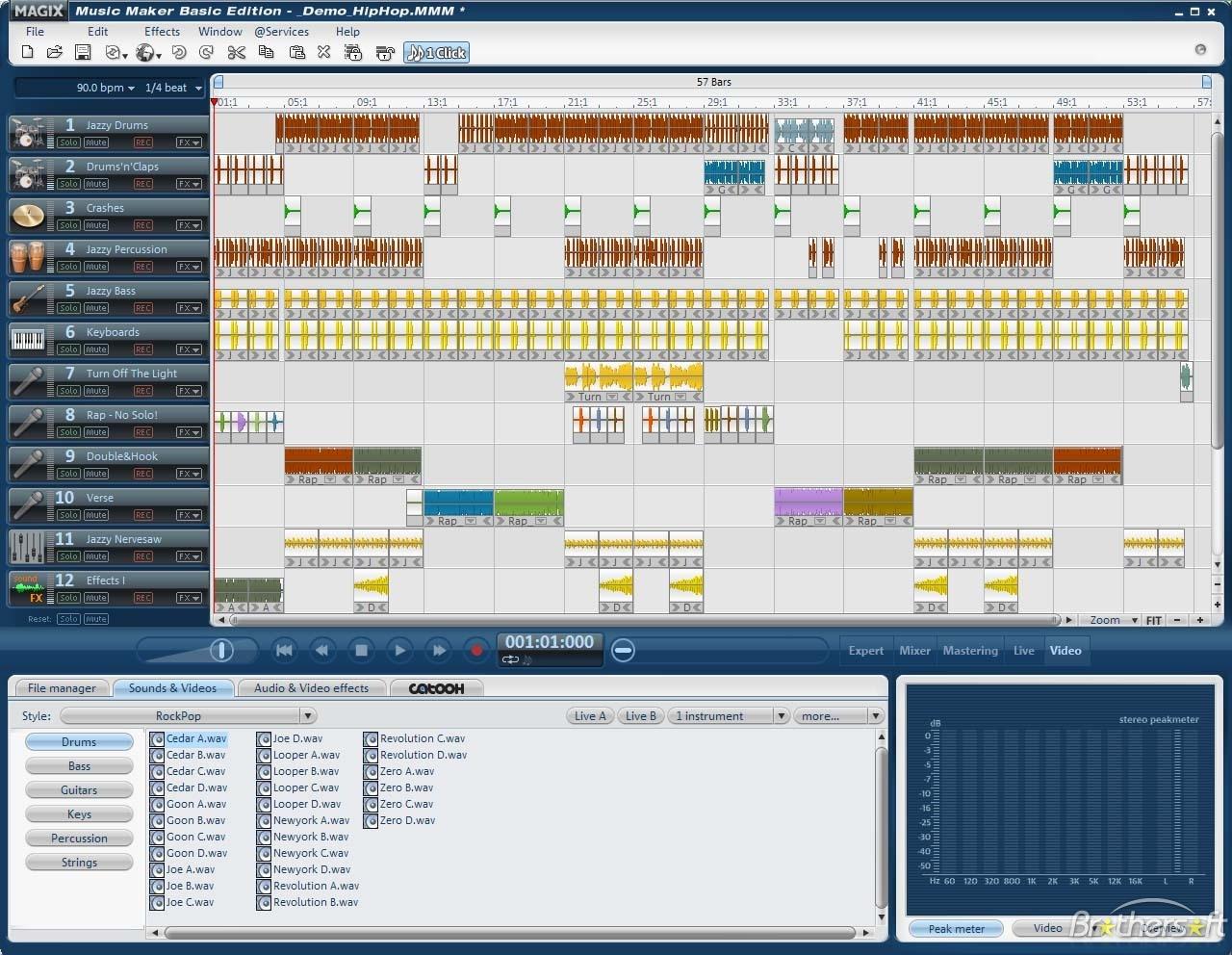 Magix music maker 2013 серийный номер - ca