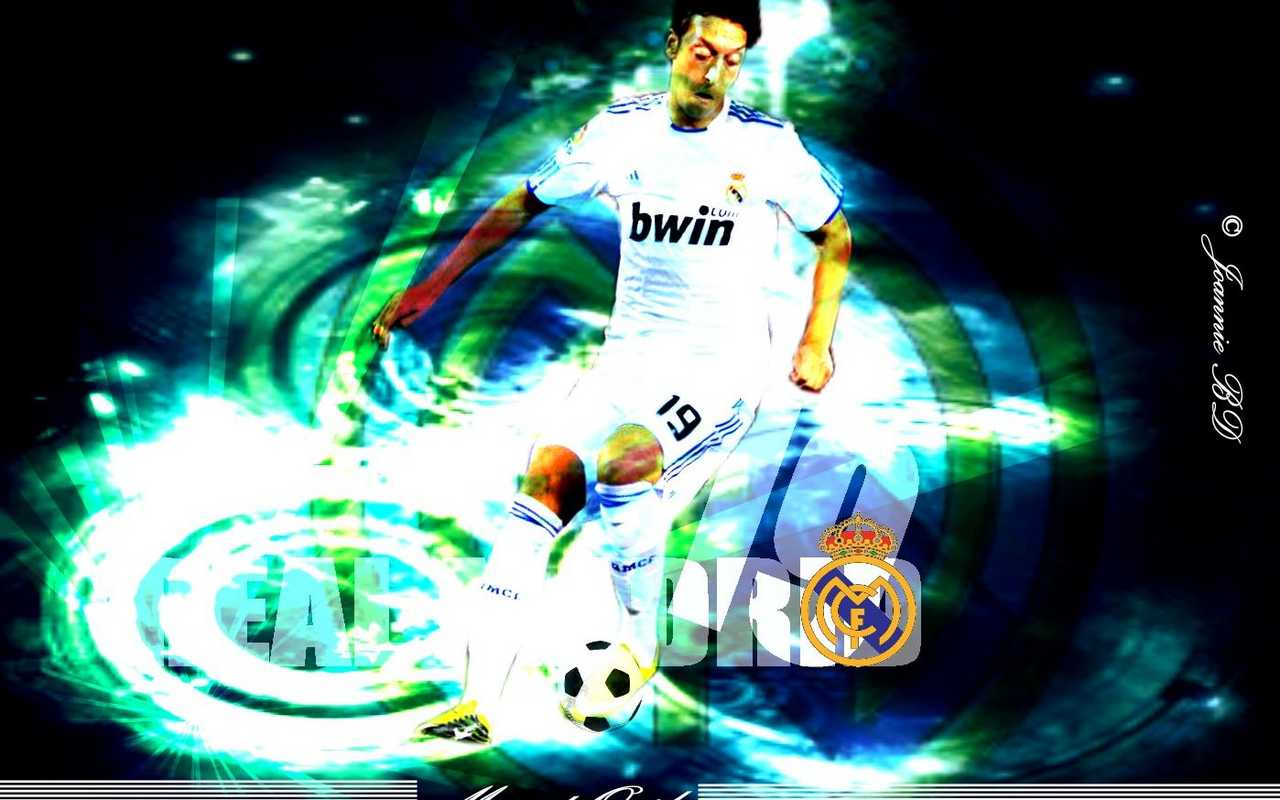 Mesut Ozil Wallpaper 2011 9