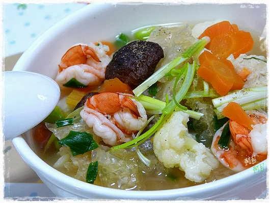 Món ăn ngon: Canh mọc thập cẩm