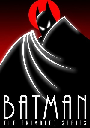 Batman - A Série Animada 1ª Temporada Séries Torrent Download capa
