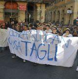 La scuola contro i tagli 2012
