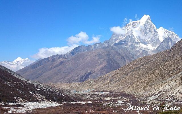 Tobuche-Dingboche-Himalaya
