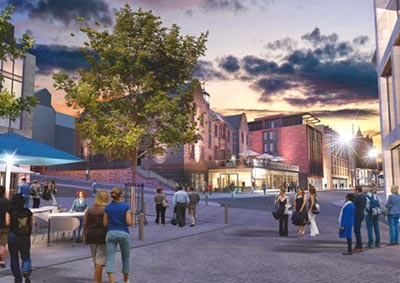 The New Waverleygate proposal - fantastic!