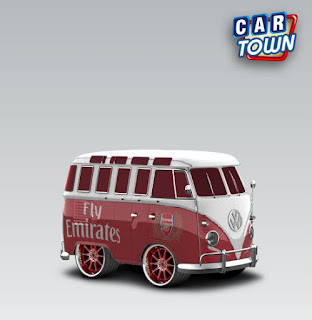 Volkswagen Transporter 1950 Arsenal