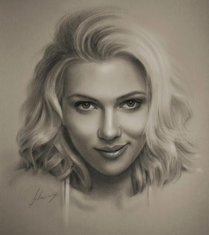05-Scarlett-Johansson-krzysztof20d-2b-and-8b-Pencils-Clear-Pastel-Celebrity-Drawings-www-designstack-co