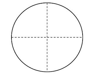Maths Spinner Template
