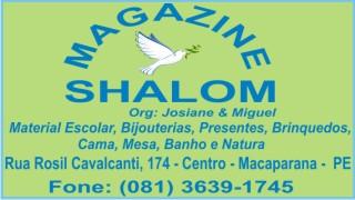 MAGAZINE SHALOM