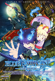 Ver online: Blue Exorcist: The Movie (Ao no exorcist) 2012