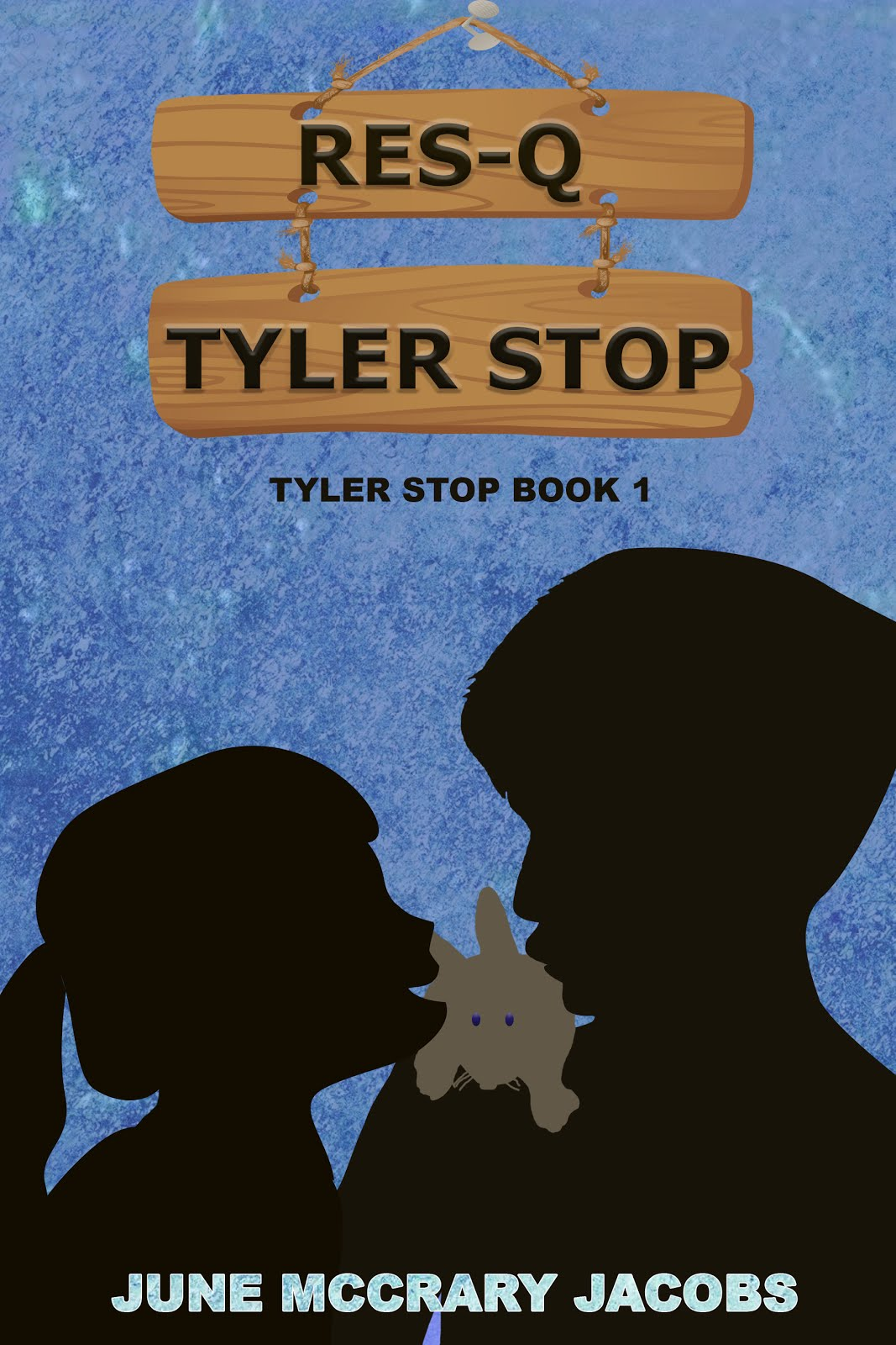BUY THE PAPERBOOK OF 'RES-Q TYLER STOP'