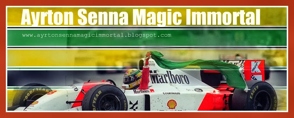 Ayrton Senna Magic Immortal