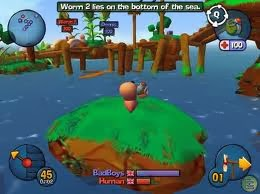 Download Worms 3D Full Version Portable PC Games