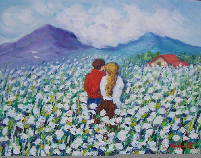 L 39 arte di margherita l 39 amore vero nell 39 arte - Chi ha dipinto il bagno turco ...