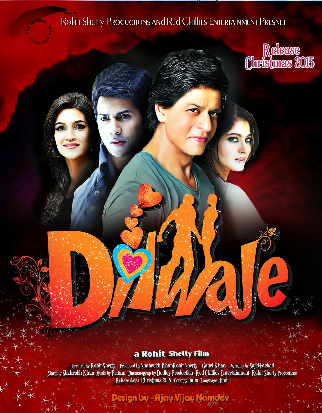 dilwale full movies 2015 free download