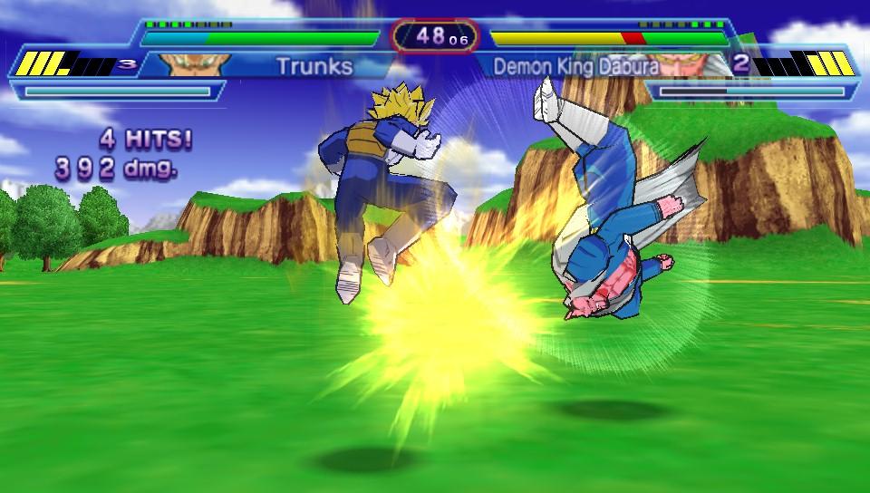 Download Dragon Ball Z Budokai X - free - latest version