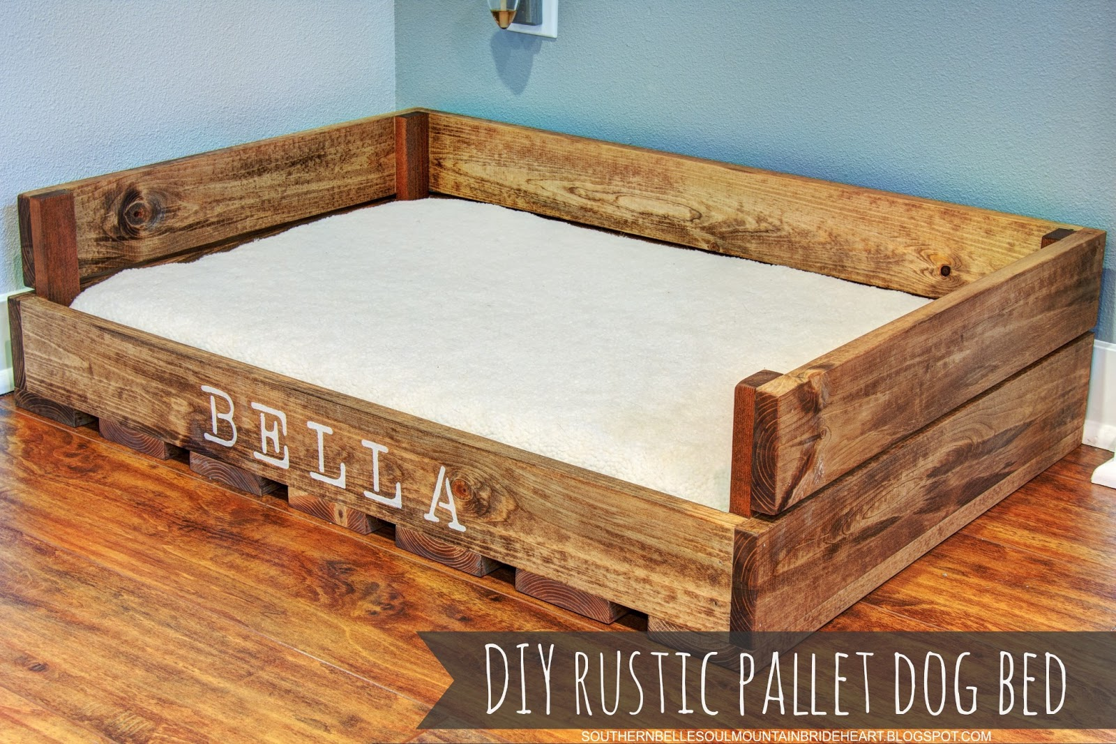 Diy Dog Bed Transform An Unsightly Metal Pet Crate Into A Stylish And Private