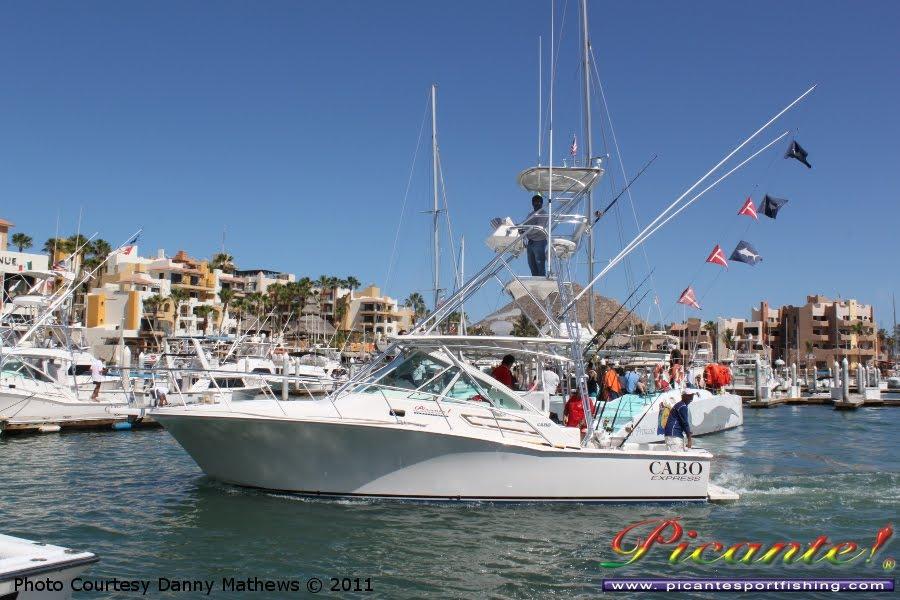 Cabo San Lucas, Baja California Sur, Mexico. Fishing Report Courtesy of ...