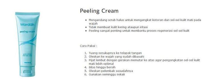 Peeling Cream -$ 6