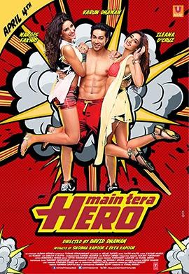 Main Tera Hero (2014) ταινιες online seires xrysoi greek subs