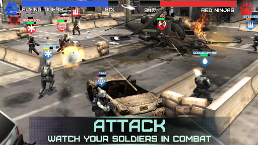 Rivals at War v1.2.2 APK