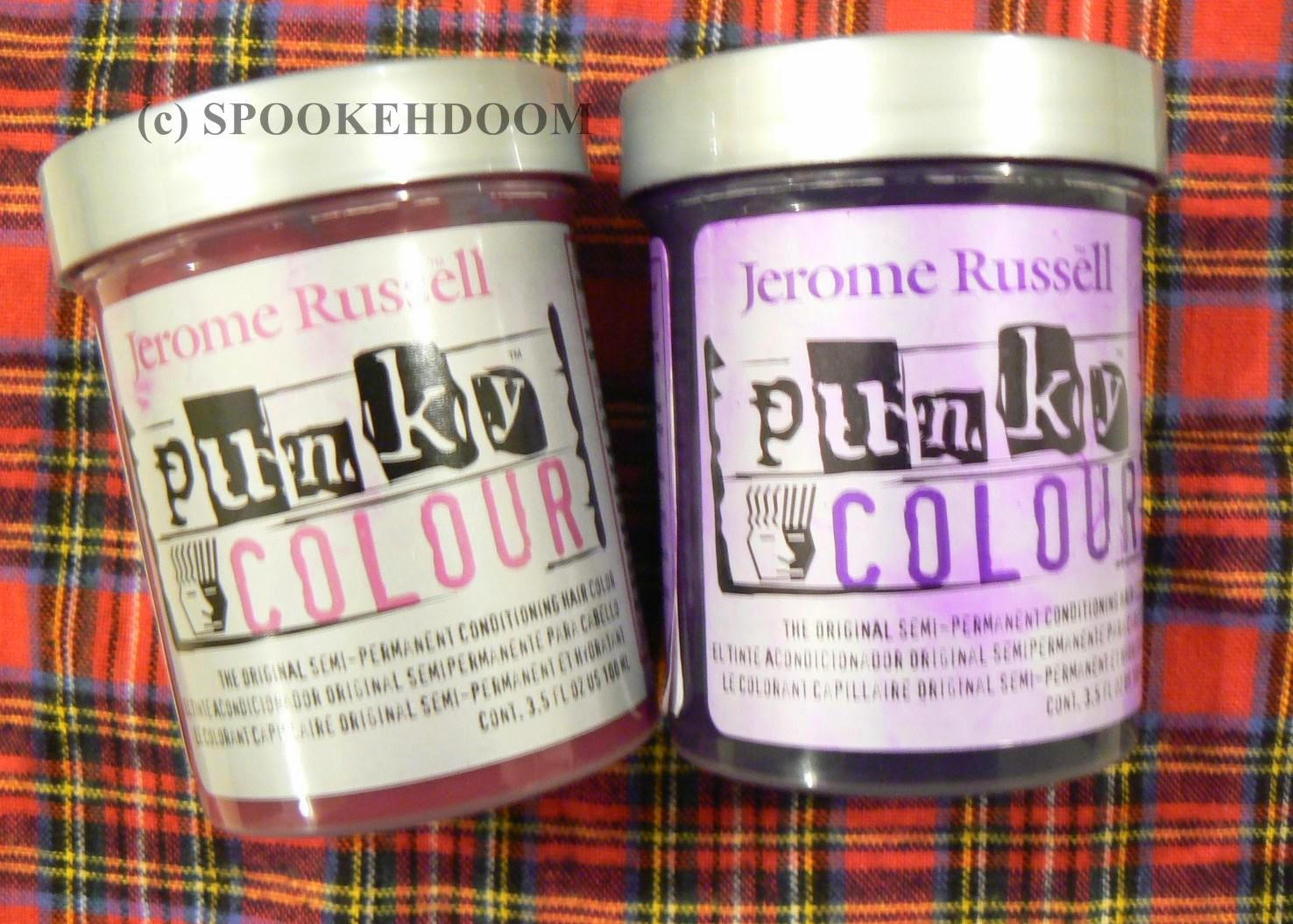 Spookehdoom Review Jerome Russell Punky Colours Semi Permanent