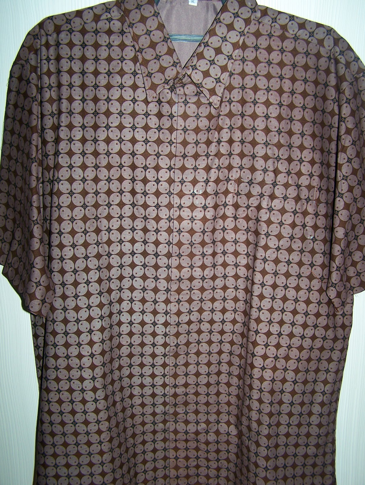 Rb O Baju Batik Lelaki