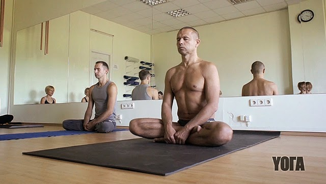 Тренировки по йоге в Киеве