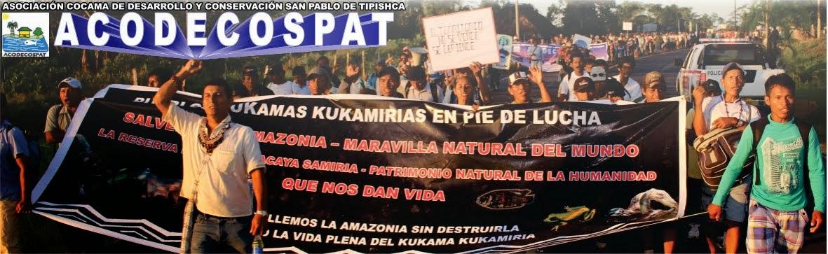 Pueblos Indigenas Kukamas