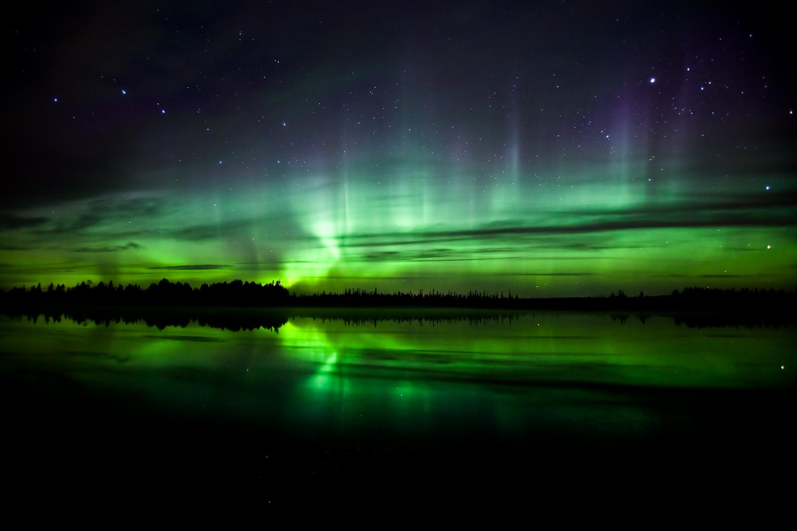 Aurora Edmonton