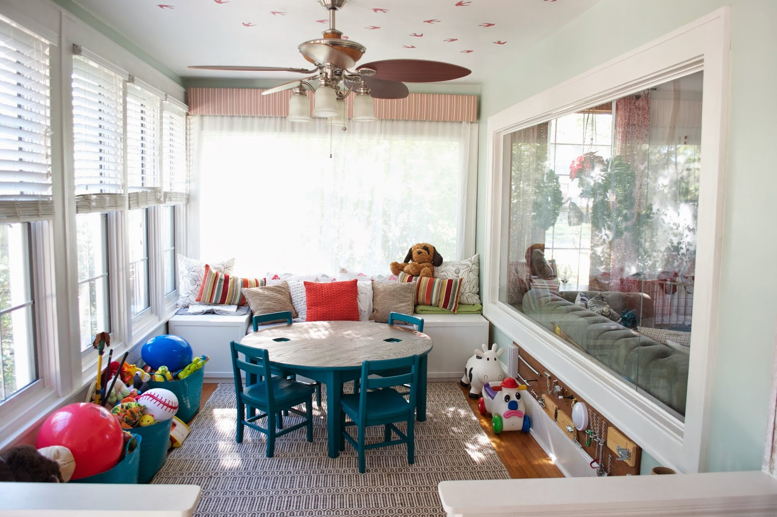 CK And Nate Header: Playroom Table