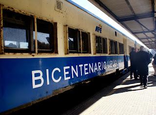 Uruguay bicentenario festejos 200 años