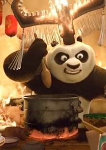 Kungfu Panda 3: Holiday Special -