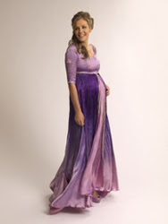 Alicia Mugetti eveningwear for Blossom Mother & Child